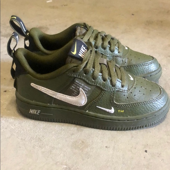 Nike Air Force 1 7 Lv8 Utility Olive